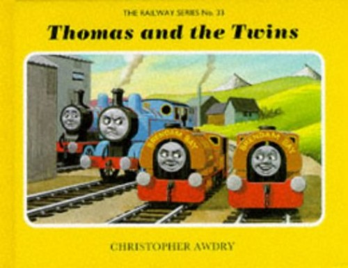 Thomas and the Twins By Christopher Awdry