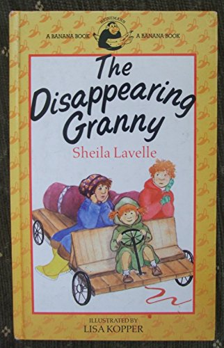 The Disappearing Granny By Sheila Lavelle