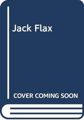 Jack Flax By Jenny Partridge