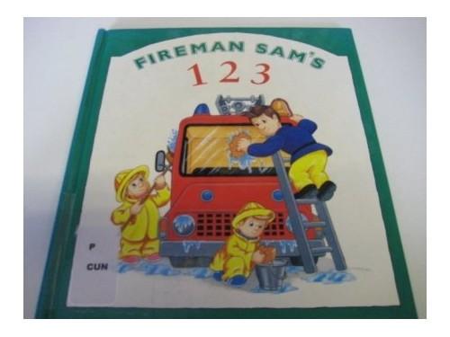 Fireman Sam's 123 By Rob Lee