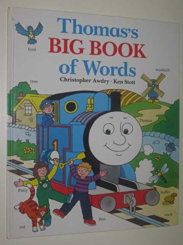 Thomas's Big Book of Words By Christopher Awdry