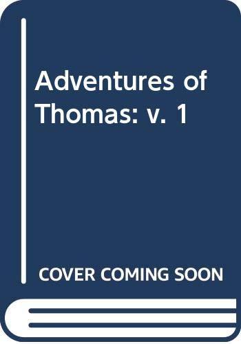 Adventures of Thomas By Rev. Wilbert Vere Awdry