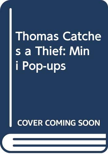 Thomas Catches a Thief By Christopher Awdry