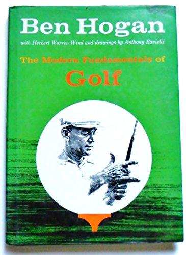 Modern Fundamentals of Golf By Ben Hogan