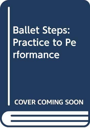 Ballet Steps By Anthony Dufort
