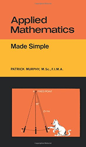 Applied Mathematics: Made Simple (Made Simple Books) By Patrick Murphy