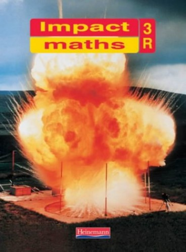 Impact Maths Pupil Textbook 3 Red (Yr 9) By Combined Author Team