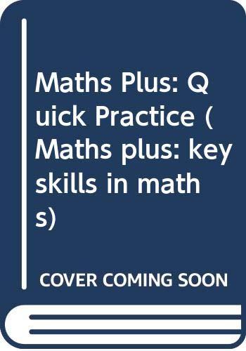 Maths Plus By Lynne Burgess