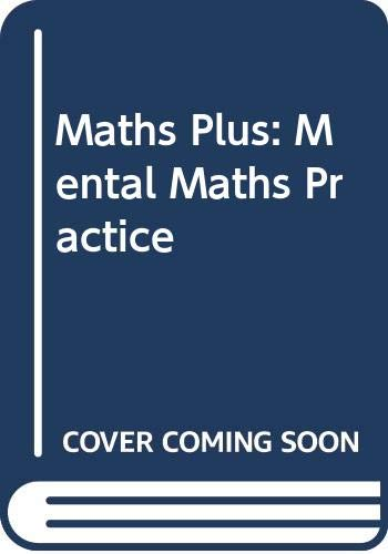 Maths Plus By Peter Clarke