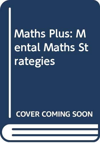 Maths Plus By L. Frobisher