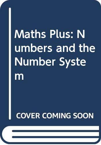 Maths Plus By Paul Broadbent