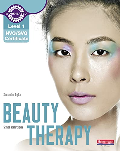 NVQ/SVQ Certificate Beauty Therapy Candidate Handbook: Level 1 by Samantha Taylor