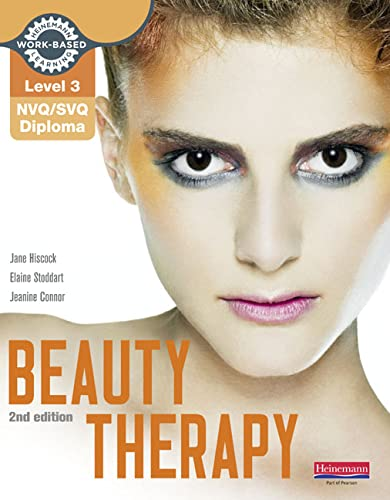 NVQ/SVQ Diploma Beauty Therapy Candidate Handbook: Level 3 by Jane Hiscock