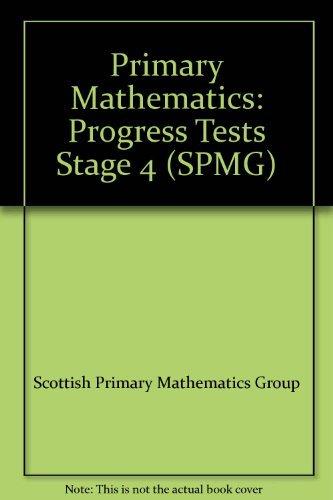 Primary Mathematics By Scottish Primary Mathematics Group