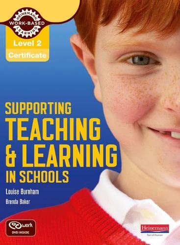 Level 2 Certificate Supporting Teaching and Learning in Schools Candidate Handbook: The Teaching Assistant's Handbook by Louise Burnham