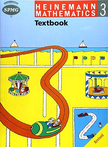 Heinemann Maths 3: Textbook By Edited by Scottish Primary Maths Group SPMG