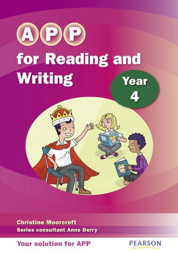 APP for Reading and Writing Year 4 by Christine Moorcroft