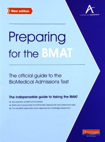 The Official Guide to the Biomedical Admissions Test by