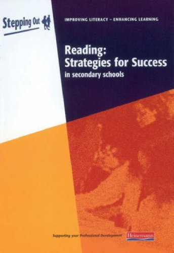 Stepping Out: Reading: Strategies For Success