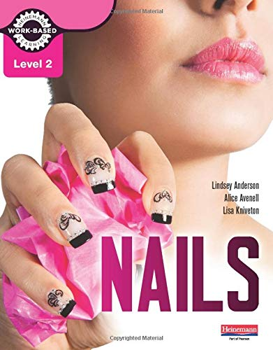 Level 2 Nails student book By Lisa Kniveton