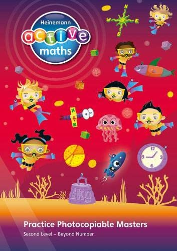 Heinemann Active Maths - Second Level - Beyond Number - Practice Photocopiable Masters By Lynda Keith