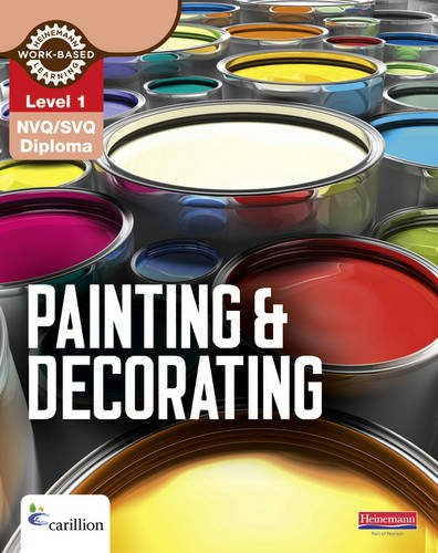 NVQ/SVQ Diploma Painting and Decorating Candidate Handbook: Level 1 by Kevin Jarvis