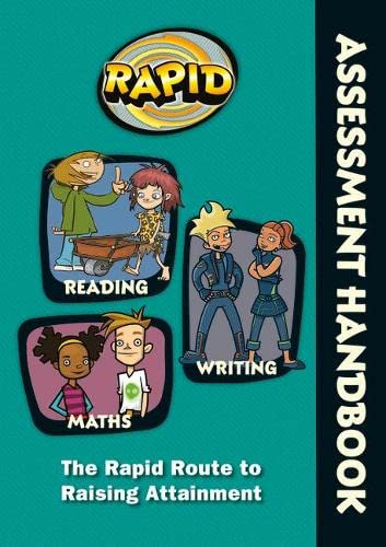 Rapid - Assessment Handbook: the Rapid Route to Raising Attainment By Rose Griffiths