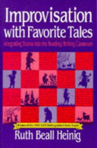 Improvisation with Favorite Tales By Ruth, Beall Heinig
