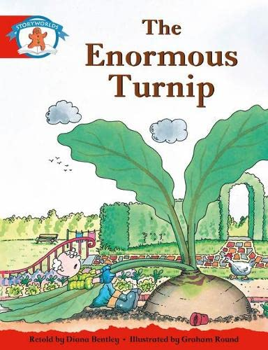 Literacy Edition Storyworlds 1, Once Upon A Time World, The Enormous Turnip By Diana Bentley
