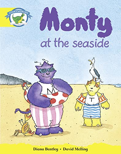 Literacy Edition Storyworlds Stage 2, Fantasy World, Monty and the Seaside by Diana Bentley