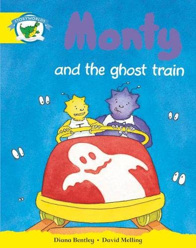Literacy Edition Storyworlds Stage 2, Fantasy World, Monty and the Ghost Train By Diana Bentley