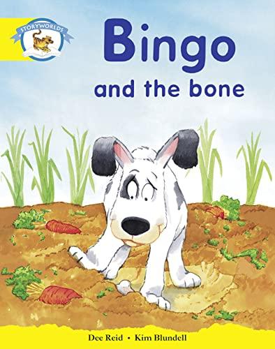Literacy Edition Storyworlds Stage 2, Animal World, Bingo and the Bone By Dee Reid