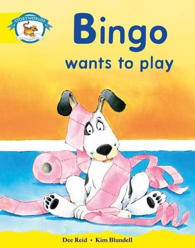 Literacy Edition Storyworlds Stage 2, Animal World, Bingo Wants to Play By Dee Reid