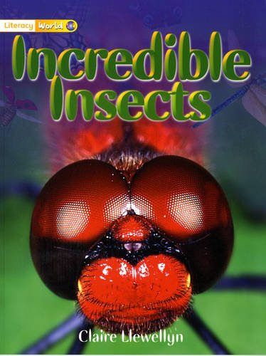 Literacy World Non-Fiction Stage 1 Incredible Insects By unknown