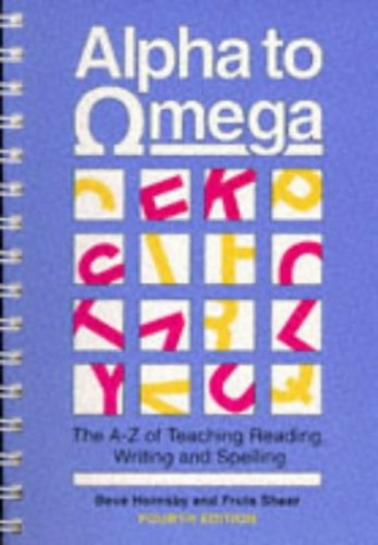Alpha To Omega: Teacher's Handbook (4th Edition) By Beve Hornsby