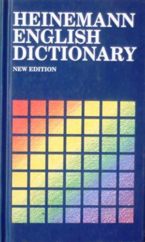 Heinemann English Dictionary