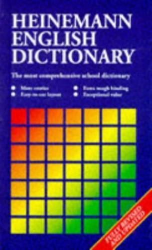 Heinemann English Dictionary Edited by Katherine Harber