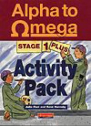 Alpha to Omega Stage One plus Activity Pack By Julie Pool