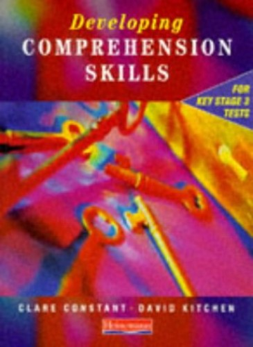 Developing Comprehension Skills Student Book By Clare Constant