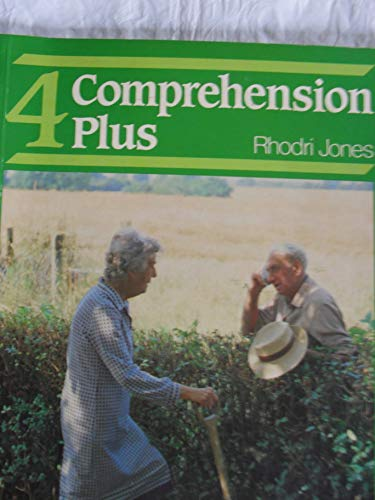 Comprehension Plus By Rhodri Jones