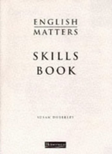 English Matters 14-16 Skills Book (pack of 8) By Susan Duberley