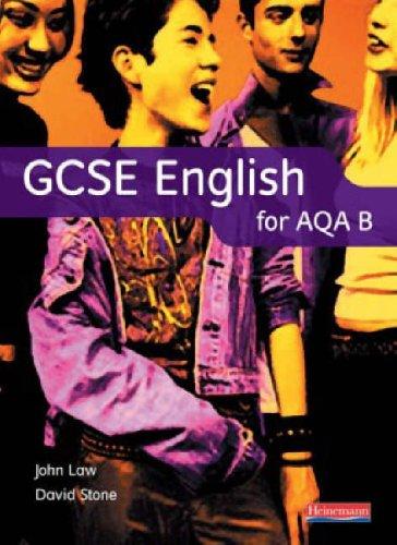GCSE English for AQA B By David Stone