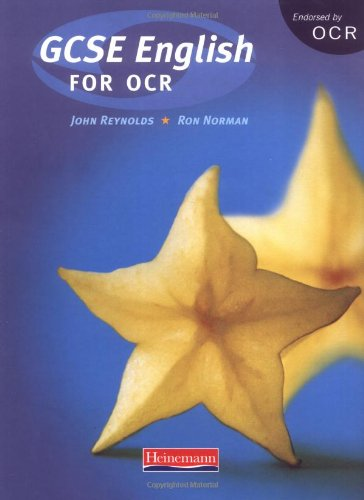 GCSE English for OCR By Ron Norman