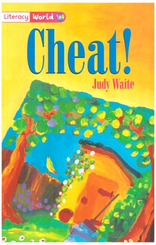 Literacy World Fiction Stage 2 Cheat By Edited by Judy Waite