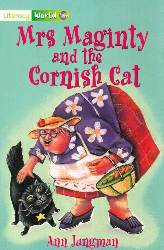 Literacy World Fiction Stage 3 Mrs Maginty and the Cornish Cat (LITERACY WORLD NEW EDITION) by Ann Jungman