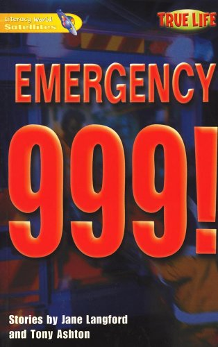 Literacy World Satellites Fiction Stg 1 Emergency 999 single By Dee Reid