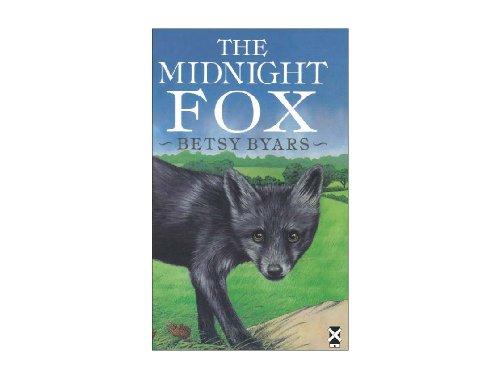 The Midnight Fox By Betsy Byars