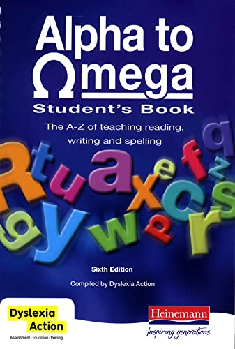 Alpha to Omega Student's Book By Beve Hornsby