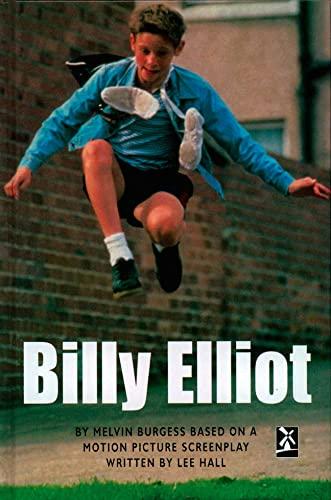 Billy Elliot By Melvin Burgess
