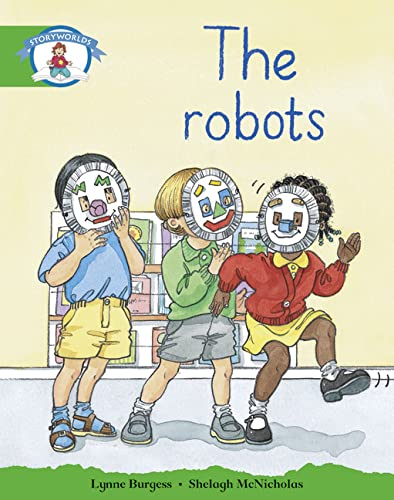 Literacy Edition Storyworlds Stage 3: Robots By Not Available (NA)